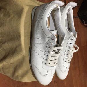 Louis Vuitton Leather Sneaker - Authentic